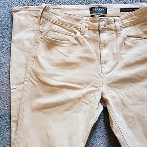 Mens Khaki stretch pants